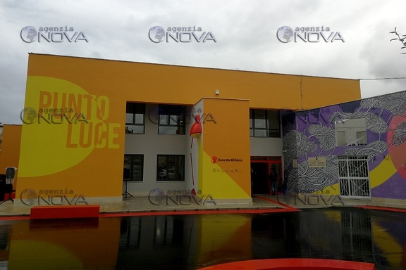 Bulgari e Save The Children inaugurano il Punto Luce ad Ostia