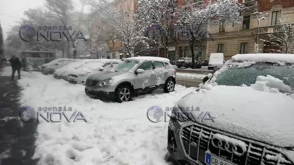 2812 neve a Milano 1